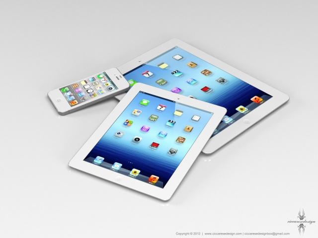 design conceito iPad mini